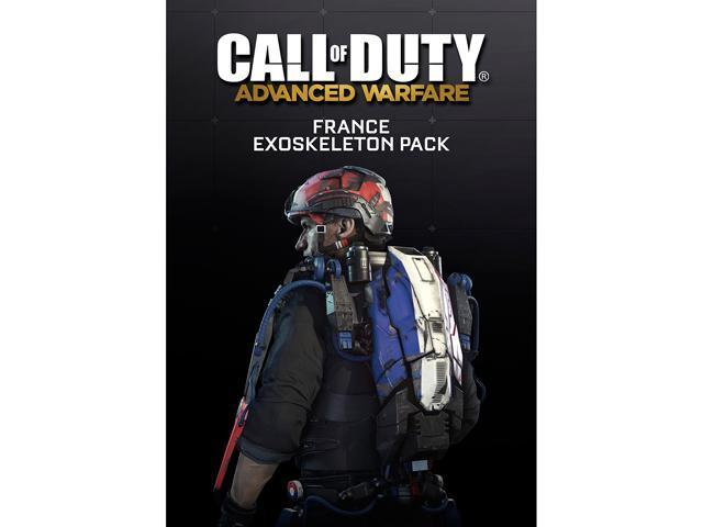 Call of Duty: Advanced Warfare - France Exoskeleton Pack [Online Game Code]