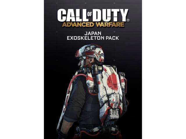 Call of Duty: Advanced Warfare - Japan Exoskeleton Pack [Online Game Code]