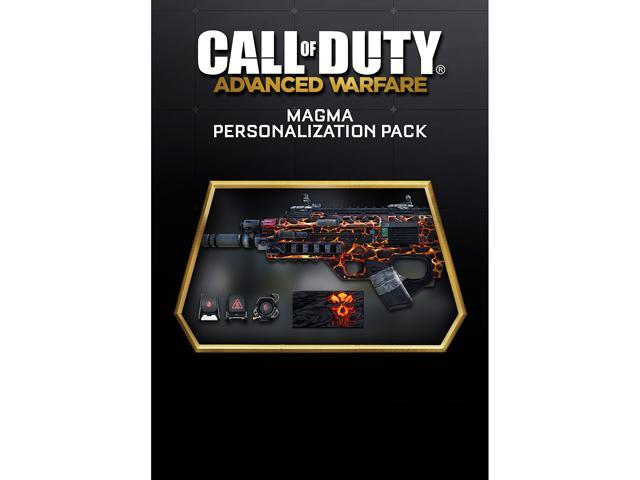 Call of Duty: Advanced Warfare - Magma Personalization Pack [Online Game Code]