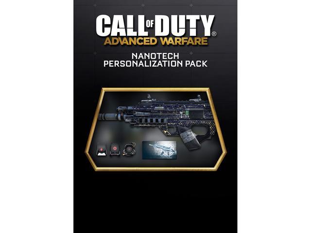 Call of Duty: Advanced Warfare - Nanotech Personalization Pack [Online Game Code]