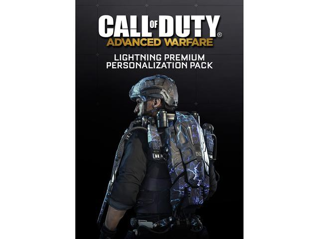 Call of Duty: Advanced Warfare - Lightning Premium Personalization Pack [Online Game Code]