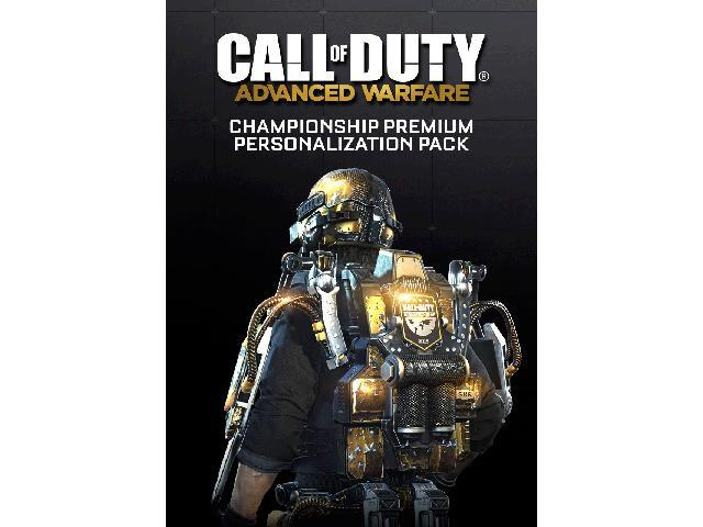 Call of Duty: Advanced Warfare - Championship Premium Personalization Pack [Online Game Code]