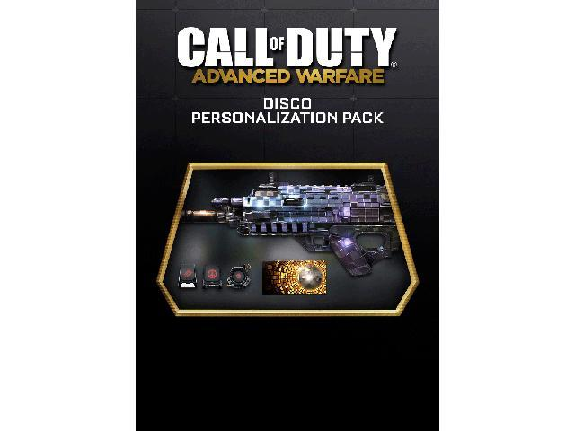 Call of Duty: Advanced Warfare - Disco Personalization Pack [Online Game Code]