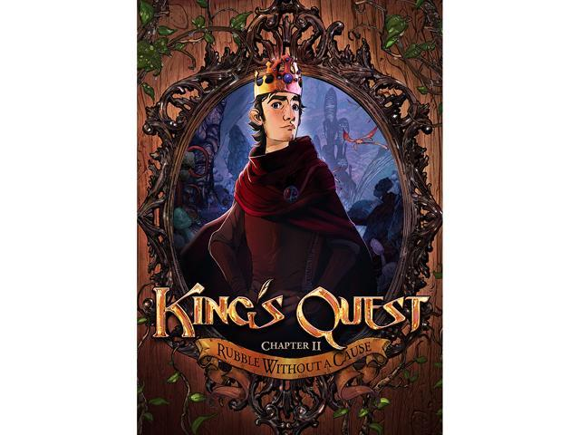 Kings Quest: Chapter 2 Rubble Without A Cause [Online Game Code]