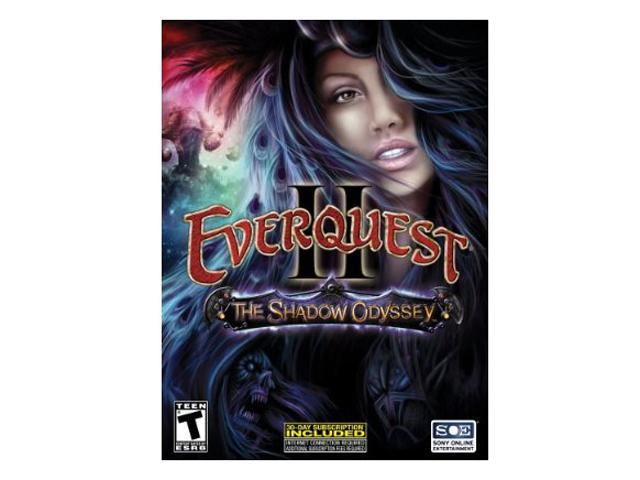 Everquest II: Shadow Odyssey PC Game