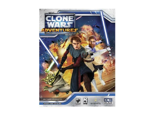 Star Wars Clone Wars Adventures: Galactic Passport PC Game
