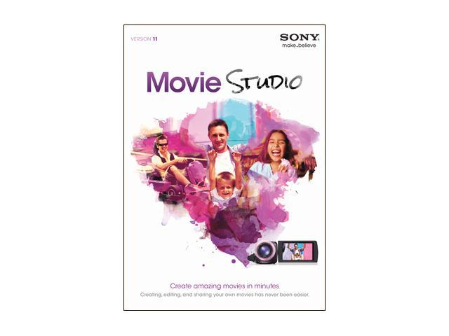 SONY Movie Studio 11