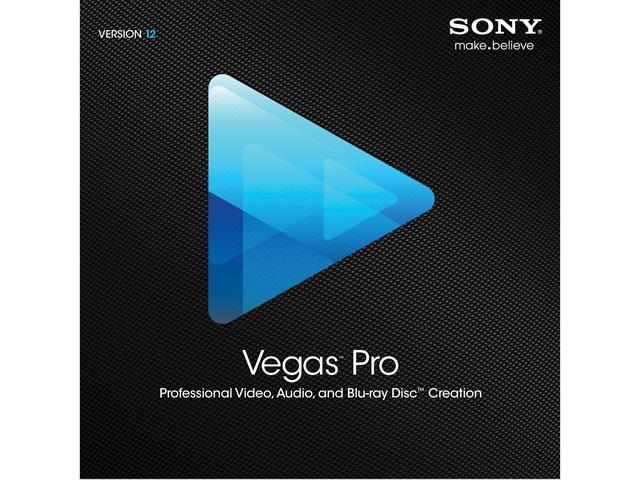 SONY Vegas Pro 12 - Digital Code
