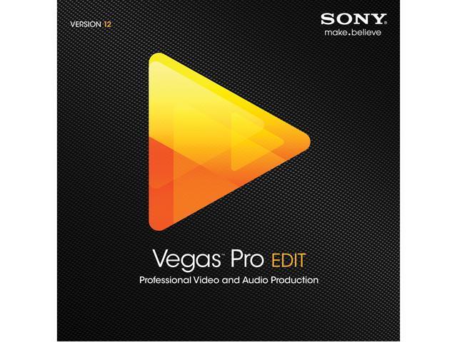 SONY Vegas Pro 12 Edit - Digital Code
