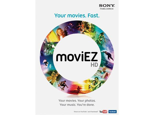 SONY MoviEZ 1.0 - Digital Code