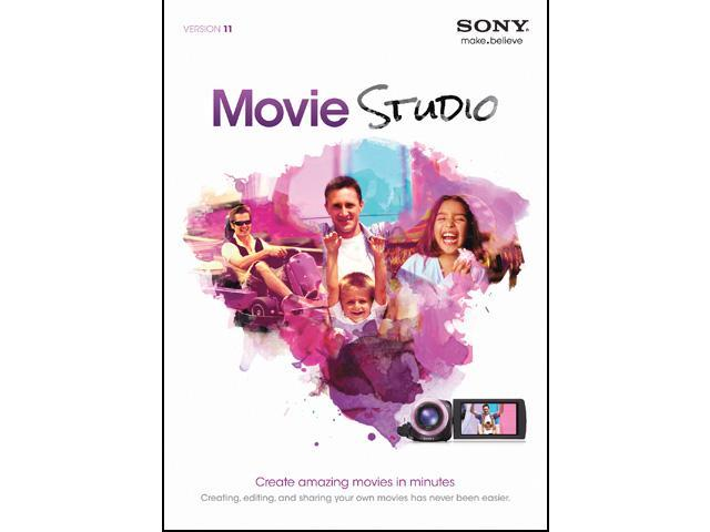 SONY Movie Studio 11 - Download