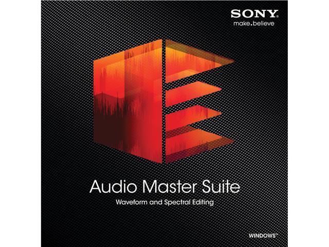 SONY Audio Master Suite
