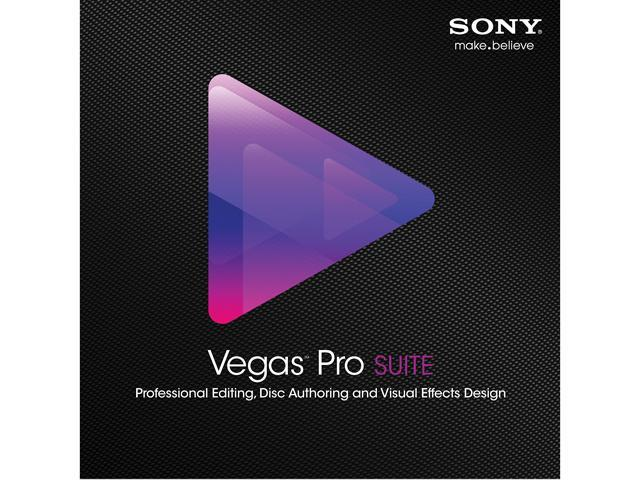 SONY Vegas Pro Suite - Digital Code