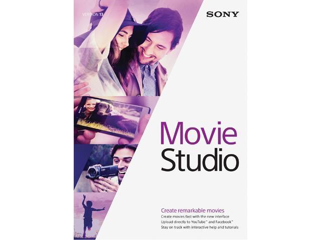 SONY Movie Studio 13 - Download