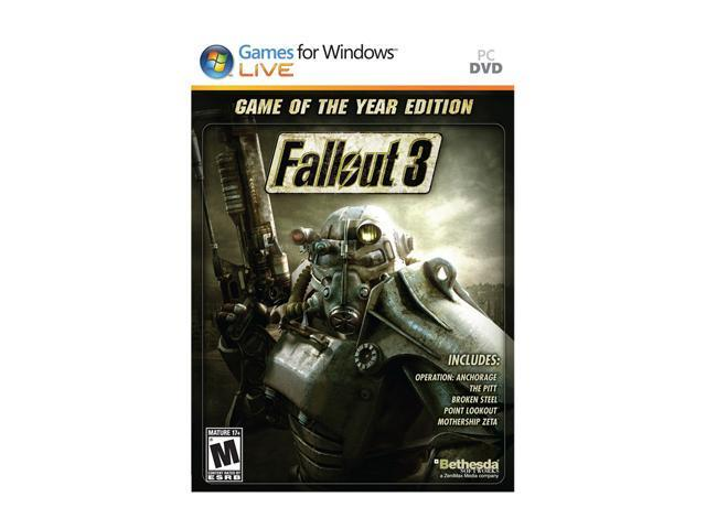 Fallout 3: game of the Year PC Game