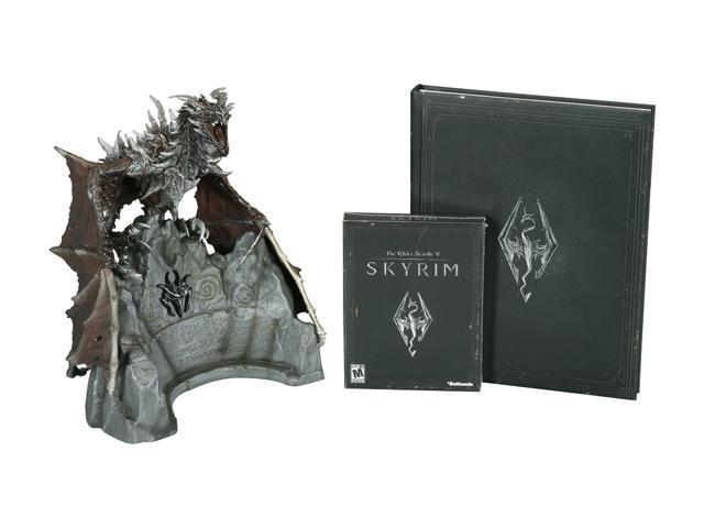 Elder Scrolls V: Skyrim Collector Edition PC Game