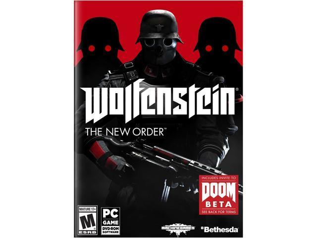 Wolfenstein: The New Order PC Game