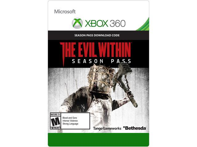 Evil Within Season Pass XBOX 360 [Digital Code]