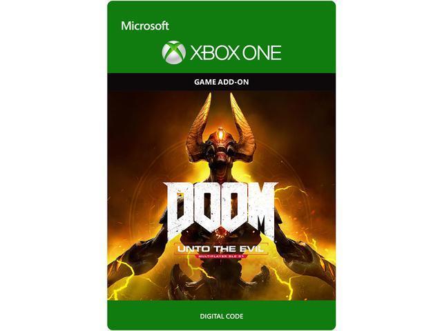 Doom 4: Unto the Evil Xbox One [Digital Code]