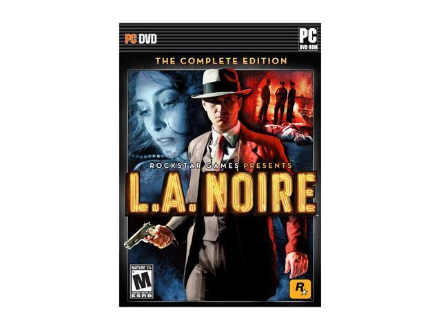 L.A. Noire Complete Edition PC Game