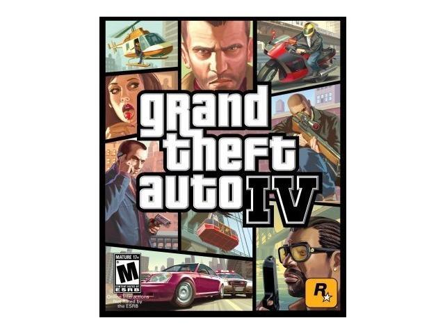 Grand Theft Auto IV [Online Game Code]