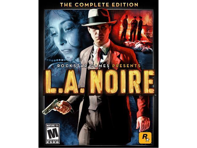 L.A. Noire Complete Edition [Online Game Code]