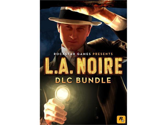 LA Noire: DLC Bundle [Online Game Code]