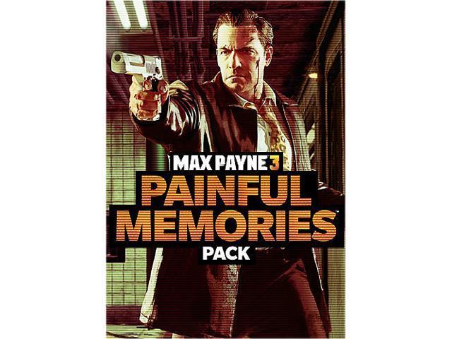 Max Payne 3: Painful Memories Pack [Online Game Code]