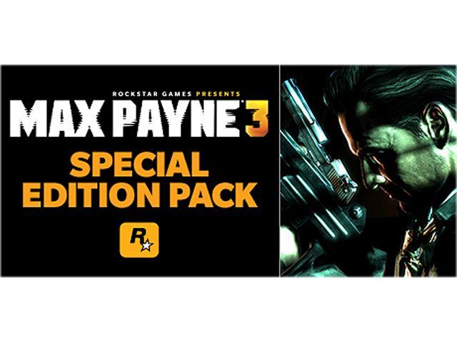 Max Payne 3: Silent Killer Loadout Pack [Online Game Code]