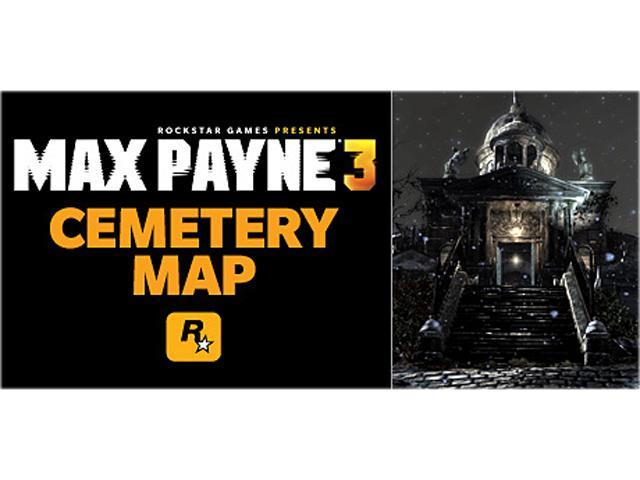 Max Payne 3: Cemetery Map [Online Game Code]
