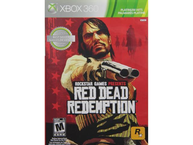 Red Dead Redemption XBOX 360 [Digital Code]