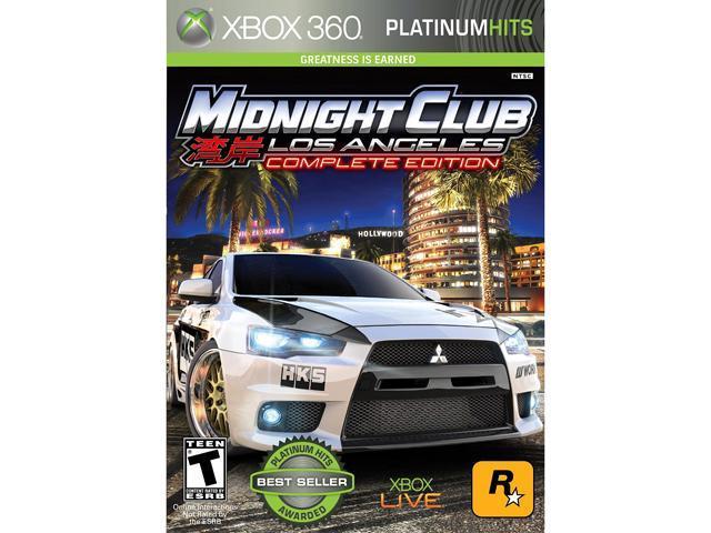 Midnight Club: Los Angeles XBOX 360 [Digital Code]