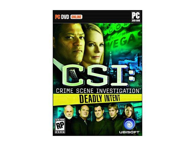 CSI: Deadly Intent PC Game