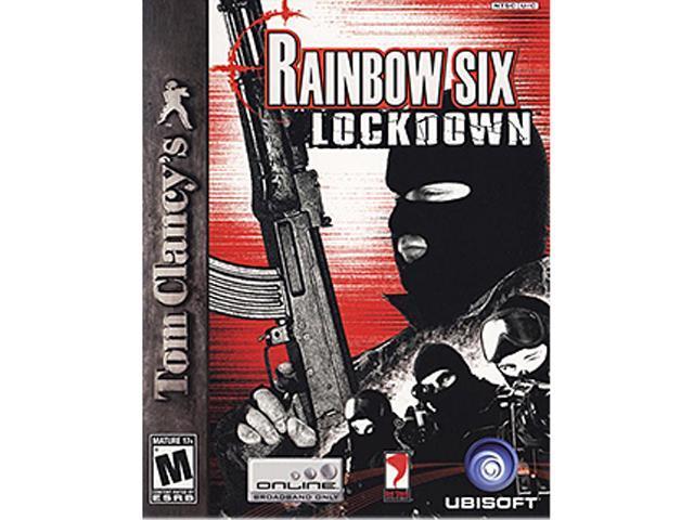 Rainbow 6 Lockdown PC Game