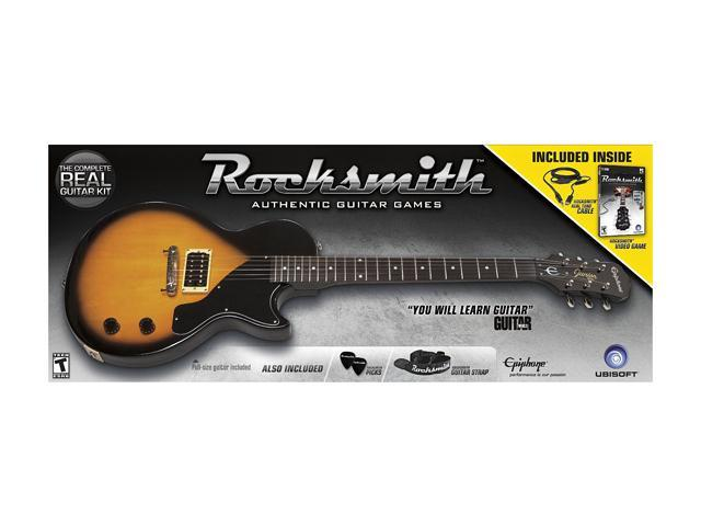 Rocksmith With Bass-Guitar Bundle PC Game