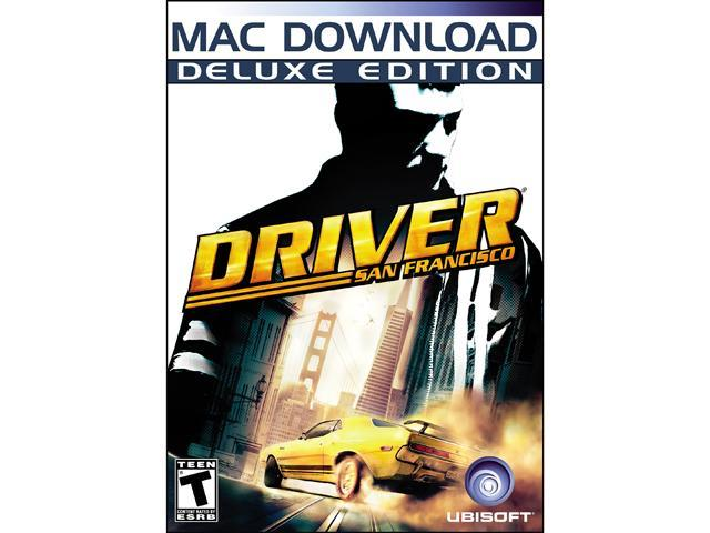 Driver San Francisco Deluxe Edition for Windows [Online Game Code]