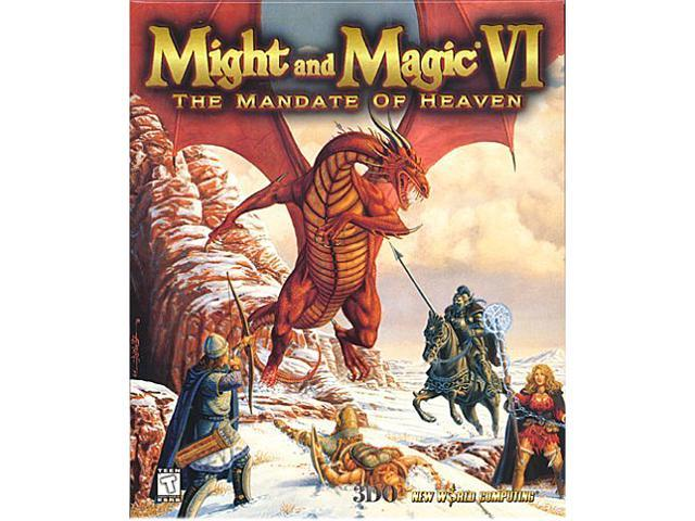 Might & Magic VI: The Mandate of Heaven [Online Game Code]
