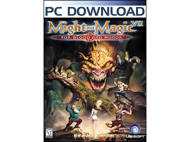 Might & Magic VII: For Blood and Honor [Online Game Code]