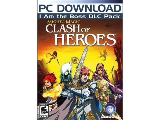 Might & Magic: Clash of Heroes - I Am the Boss DLC Pack [Online Game Code]