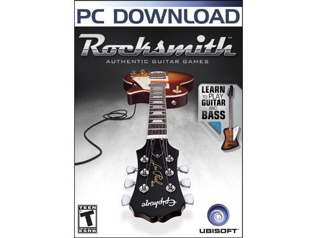 Rocksmith (w/o cable) [Online Game Code]