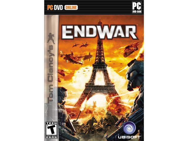 Tom Clancy's EndWar [Online Game Code]