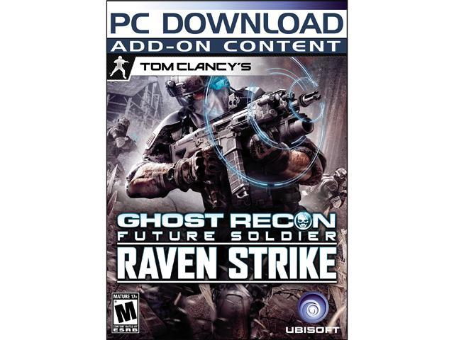 Tom Clancy's Ghost Recon Future Soldier Raven Strike[Online Game Code]