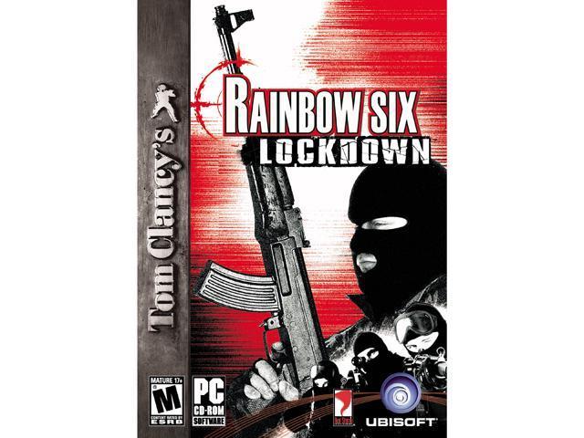 Tom Clancy's Rainbow Six Lockdown [Online Game Code]