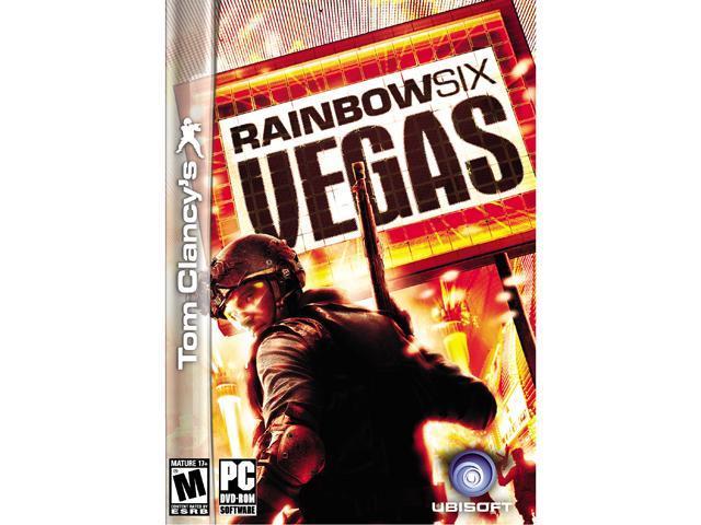 Tom Clancy's Rainbow Six Vegas [Online Game Code]