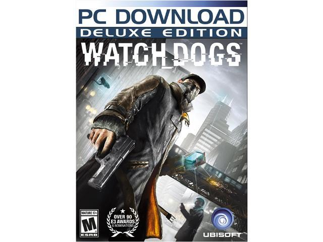 Watch Dogs Deluxe Edition [Online Game Code]