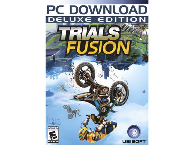 Trials Fusion Deluxe Edition [Online Game Code]
