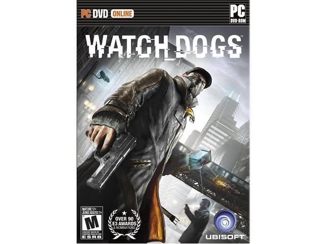 UBISOFT  Watch Dogs Promotion Attach Gift [Digital Codes]