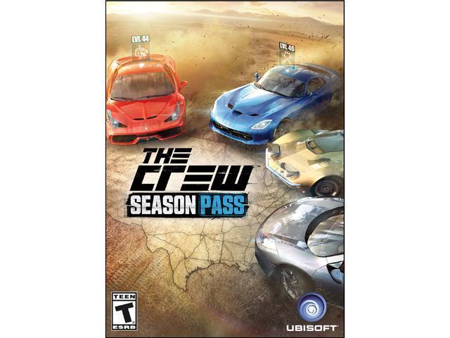The Crew Season Pass [Online Game Code]