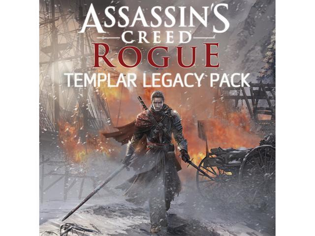 Assassin's Creed Rogue Templar Legacy Pack [Online Game Code]