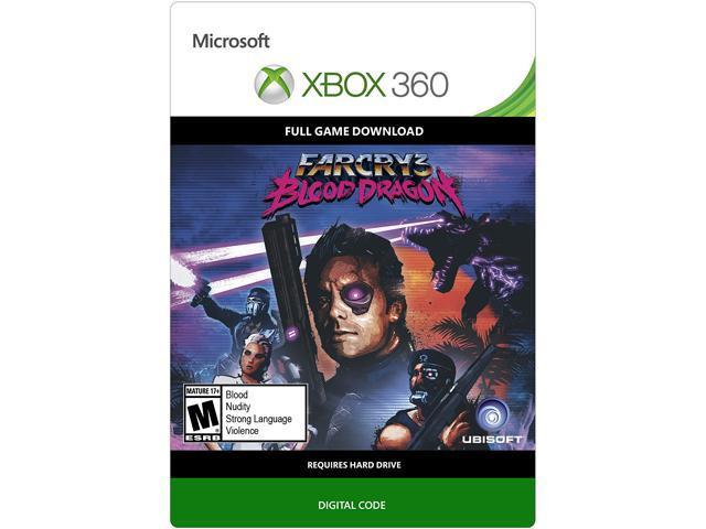 Far Cry 3 Blood Dragon XBOX 360 [Digital Code]
